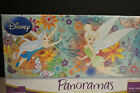 Disney Fairies Tinker Bell and Friends 750 Piece Panorama Puzzle NEW Sealed
