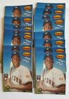LOT 0F 20 1993 TED WILLIAMS CO WILLIE MAYS SAY HEY KID #126 GIANTS FREE SHIPPING