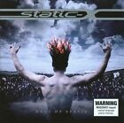 Cult of Static [Special Edition] [PA] by Static-X (CD, Mar-2009, Warner Bros.)