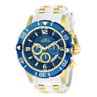 Invicta Men's Pro Diver 23707 White Polyurethane Quartz Diving Watch