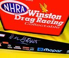NHRA Don Garlits 124 Diecast BIG DADDY Signed NITRO Top Fuel DRAGSTER Mono Wing