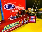 NHRA Scott Kalitta 124 Diecast Signed NITRO Top Fuel DRAGSTER RARE Connie