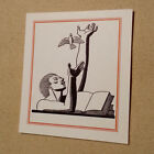 Rare Rockwell Kent Bookplate