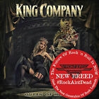 Queen of Hearts by King Company (CD, Aug-2018, Frontiers Records)