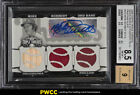2006 Topps Threads White Whale PP Mike Schmidt AUTO PATCH 1 1 BGS 8.5 (PWCC)