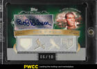 2007 Topps Sterling Bob Gibson AUTO PATCH 10 #4SMA-118 (PWCC)