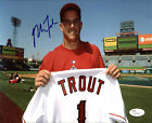 Mike Trout Rookie Cards Checklist and Autographed Memorabilia Guide 35