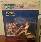 1996 Starting Lineup Will Clark Texas Rangers Action Figure With Card NIP