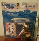 1997 Starting Lineup Albert Belle Cleveland Indians Action Figure With Card NIP