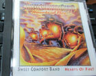 SWEET COMFORT BAND - HEARTS OF FIRE - 1991 CD LIGHT RECORDS  FIRST PRESSING RARE