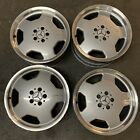 Mercedes Benz AMG Monoblock OEM Staggered Wheels W124 W126 R129 500E 18