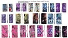 CASE FOR Motorola Revvlry WALLET MAGNETIC DETACHABLE PU LEATHER ID CARD COVER