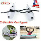 Lightweight PVC Inflatable Outrigger Kayak Canoe Fishing Boat Stabilizer Systems