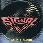 Signal - Loud And Clear CD NEW