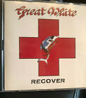 Recover [Deluxe Edition] by Great White (2 CD, Jan-2007 Cleopatra) NM Free Ship