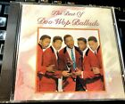 The Best of Doo Wop Ballads CD RHINO The Crests Dion & the Belmonts Penguins