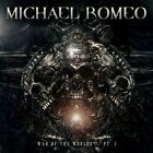 Michael Romeo - War Of The Worlds Part 1 CD NEW
