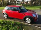 LARGER PHOTOS: Red Mini Cooper 2015 65 Plate