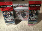 2019 Topps CHROME Update Series Mega Box and 2 Value Packs Retail factory sealed