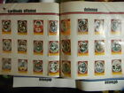 1972 Sunoco Football Stamp Complete Team Set 24 STL CARDINALS HART GRAY DIERD EX
