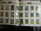 1972 Sunoco Football Stamp Complete Team Set LOT 24 N.O SAINTS RC ARCHIE MANNING