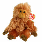 TY Beanie Baby - CAIPORA the Golden Lion Tamarin (Internet Exclusive) (8 inch)