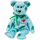 TY Beanie Baby - GUAM the Bear (I Love Guam - Exclusive) (8 inch) - MWMTs