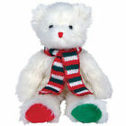 TY Beanie Baby - MUFFLER the Bear (Internet Exclusive) (7.5 inch) - MWMTs