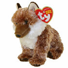 TY Beanie Baby - PUNGO the Red Wolf (Internet Exclusive) (7 inch) - MWMTs