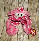 Sunburst the Crab- Retired TY Beanie Baby, 2006, Great Condition, with tags.