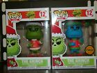 FUNKO POP THE GRINCH #12 COMMON AND CHASE SET
