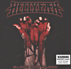 FREE US SHIP. on ANY 3+ CDs! ~Used,Good CD HELLYEAH: Blood For Blood (explicit)