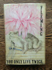 Ian Fleming  You Only Live Twice 1st 1st UK 1964 hb with dw James Bond 007