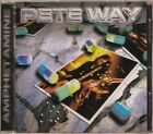 PETE WAY-AMPHETAMINE 2000 ZOOM CLUB CD MADE IN THE U.K. THAT'S TUFF CRAZY