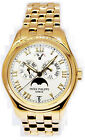 Patek Philippe 5036 Annual Calendar Moon Watch 18k Yellow Gold Box/Doc 5036/1J