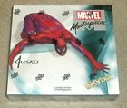 2016 Upper Deck Marvel Masterpieces Joe Jusko sealed 12-pack hobby box from case