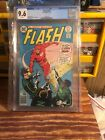 Flash #245 CGC 9.6 1st app. FLORONIC MAN