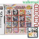 468 in 1 Game Pokemon Cartridge For Nintendo DS NDS NDSL NDSi 2DS 3DS Christmas