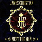James Christian (House Of Lords)- CD- Meet The Man - 2005 Locomotive LMFR11