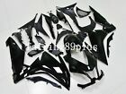 Solid Black ABS Injection Mold Fairing Kit Fit for  2010-2015 Aprilia RSV4 1000