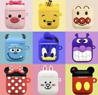 Cute Cartoon Silicone Case cover For Apple AirPod 1  2 Charging Case