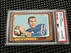 1966 Topps Football Cards 47