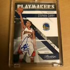 Stephen Curry 2010 Panini Prestige Playmakers