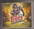 2013 Topps Sealed Hobby Jumbo HTA Box. 10 packs 2 Autographs and 1 Relic per box