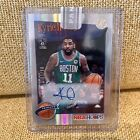 Kyrie Irving Rookie Cards and Autograph Memorabilia Guide 32