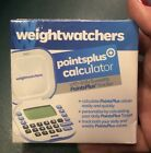 Weight Watchers Points Plus Calculator + Daily Weekly Tracker NEW