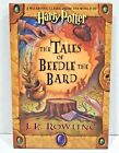 Harry Potter The Tales of Beedle Bard Hardcover 1st Edition Print Signed Rowling