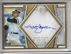2019 Topps Transcendent Collection Auto REGGIE JACKSON Gold Framed AUTOGRAPH 25