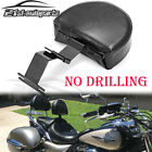 Custom Driver Backrest Quick Release kit Fit Kawasaki Vulcan 1700 Nomad/Voyager