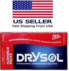 DRYSOL EXTRA STRENGTH 20% LIQUID SOLUTION 37.5 ML - USA SELLER